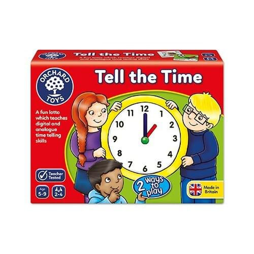 TELL ME THE TIME LOTTO