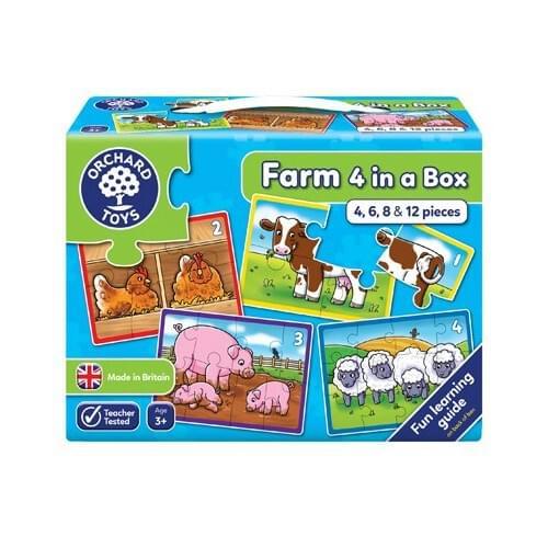 FARM FOUR IN A BOX