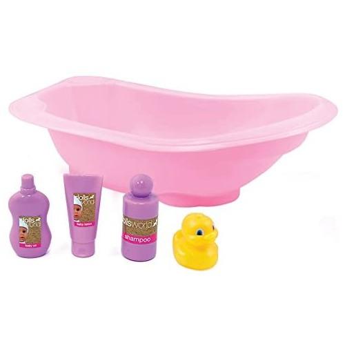 Dolls World Bath Set