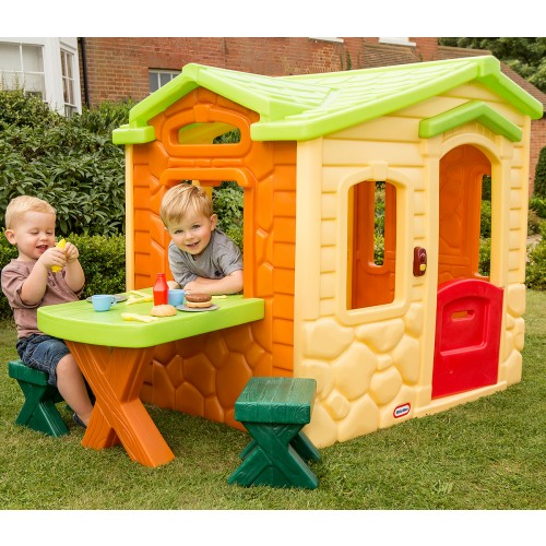 Picnic on the Patio Playhouse - New Color