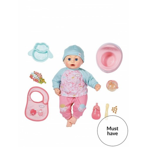 Baby Annabell Lunch Time Annabelle 43cm zapf