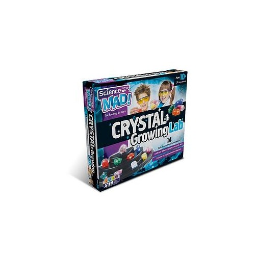 Science Mad Crystal Growing Lab
