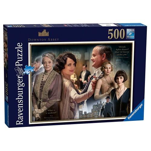 Ravensburger Downton Abbey Movie 500 Piece Jigsaw Puzzle