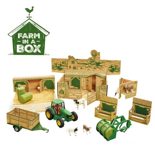 Britains  Farm in a Box Playset