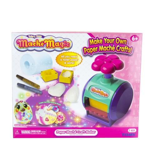 Maché Magic - Make your Own Paper Mache Crafts