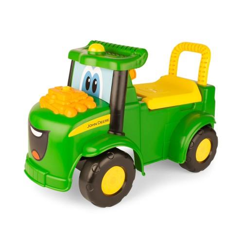 Tomy John Deere Ride On Johnny Tractor