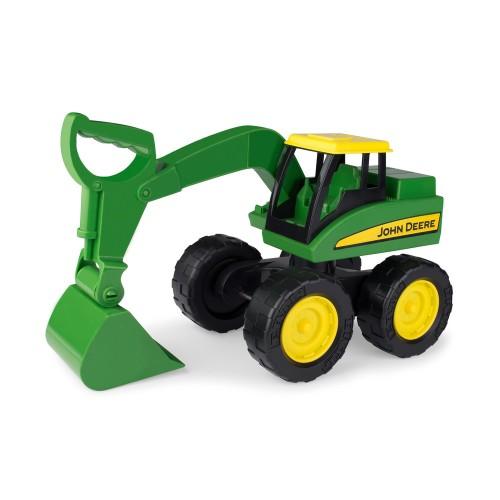 """15"""" John Deere Big Scoop Excavator Preschool Sandbox Play"""