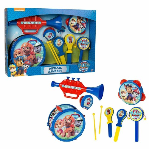 Paw Patrol Musical Band Kids Music Toy
