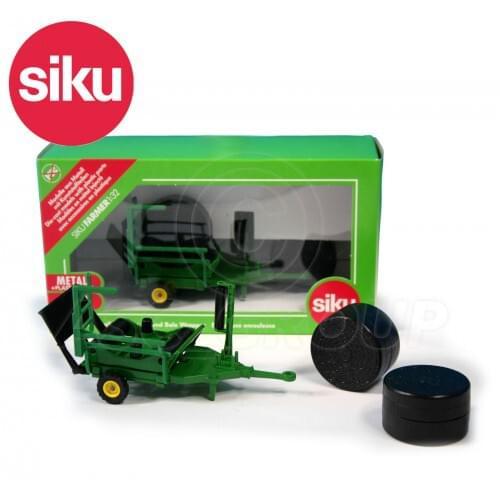 Siku Round Bale Wrapper (2266)