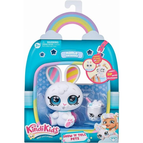 Kindi Kids Show and Tell Pets Marlo The Bunny