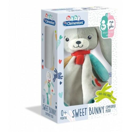Sweet Bunny Comforter Plush