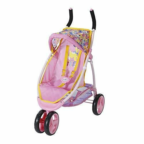 Baby Born Jogger with Foldable Canopy