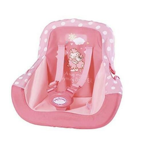 Baby Annabell  Travel Car Seat