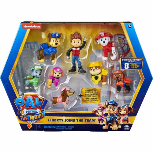 Paw Patrol The Movie Liberty Joins the Team