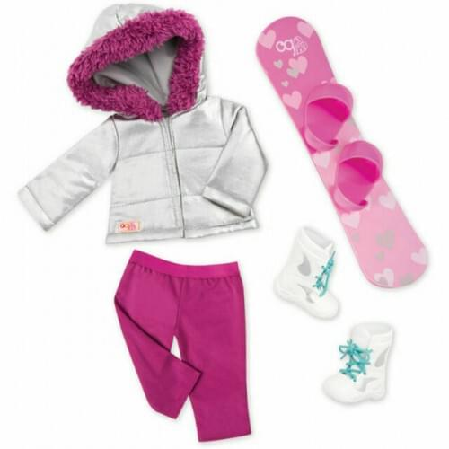 Our Generation Chill on The Hill Deluxe Doll Outfit