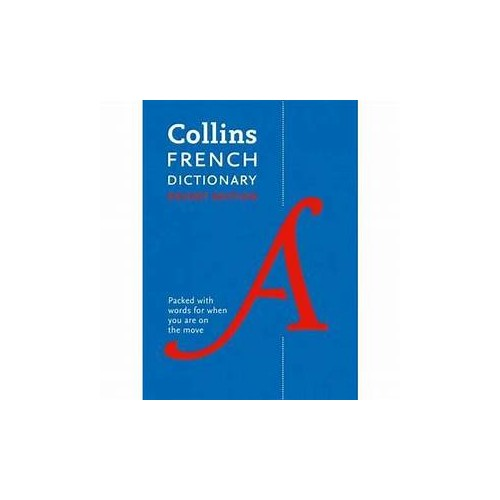 COLLINS POCKET FRENCH DICTIONARY