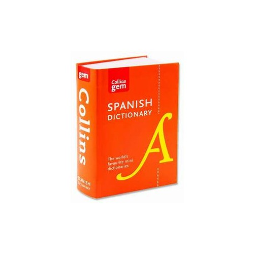 COLLINS GEM DICTIONARY SPANISH