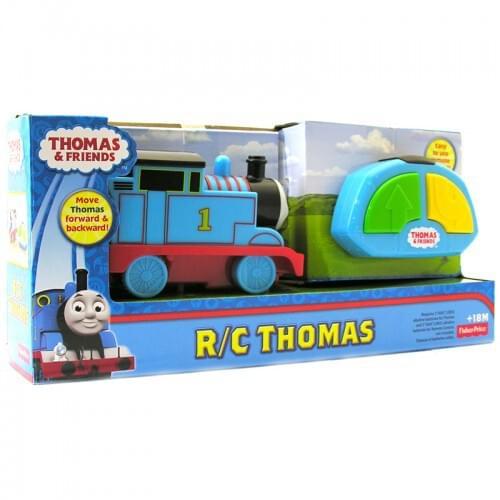 Thomas & Friends Remote Control Thom