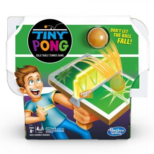 Tiny Pong Game from Hasbro Outdoor Game