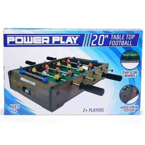 20 Inch Table Top Football Game POWER PLAY
