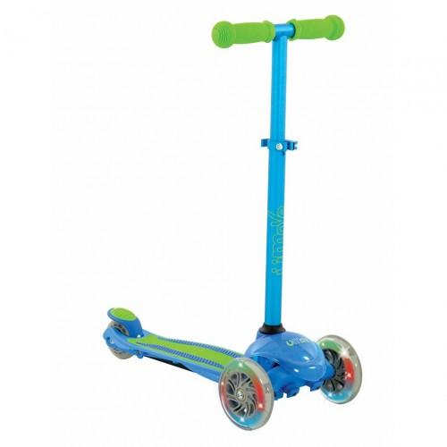 U MOVE MINI FLEX LED SCOOTER BLUE/GREEN