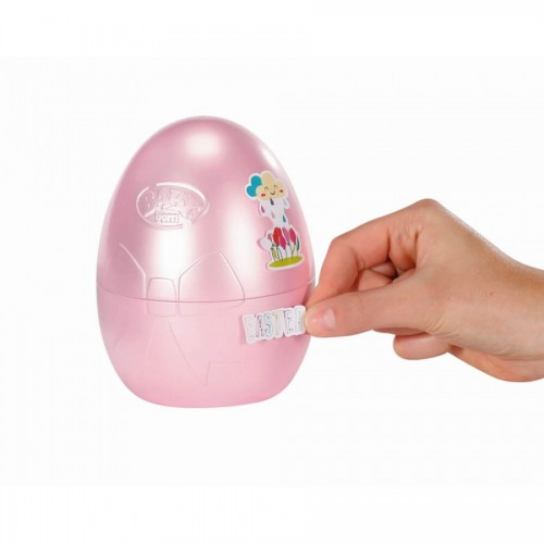 BABY born Easter egg with clothes