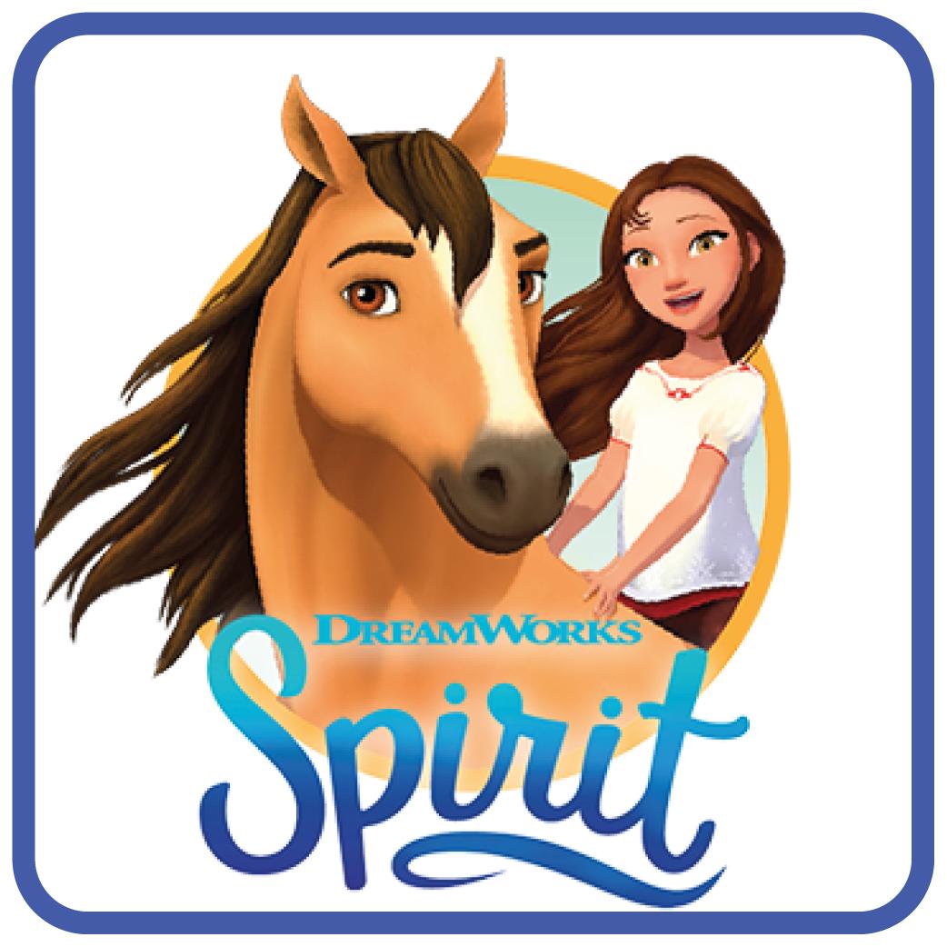 Dreamworks Spirit