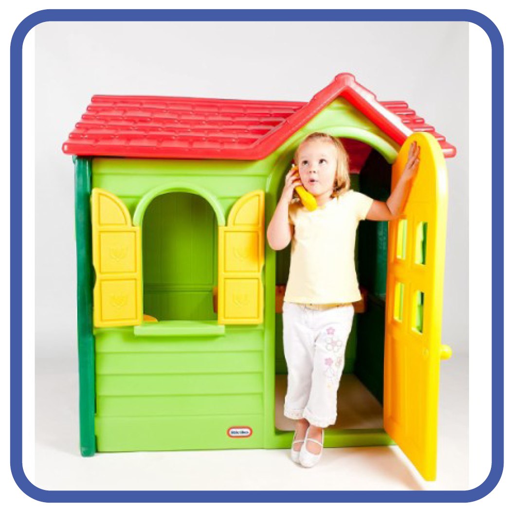 Play Houses & Tents