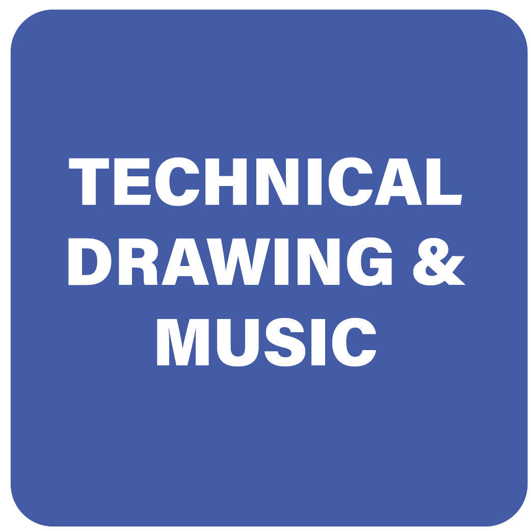 Technical Drawing and Music
