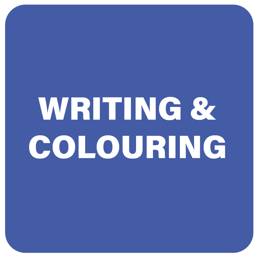 Writing & Colouring