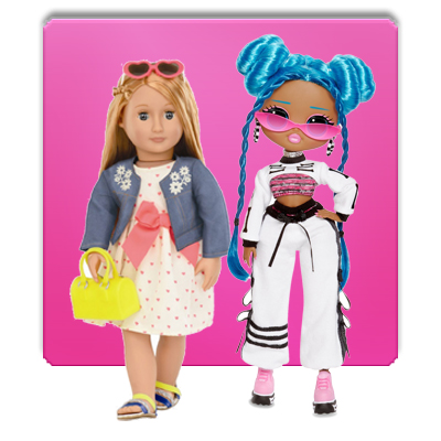 Fashion,  Dolls & Pets