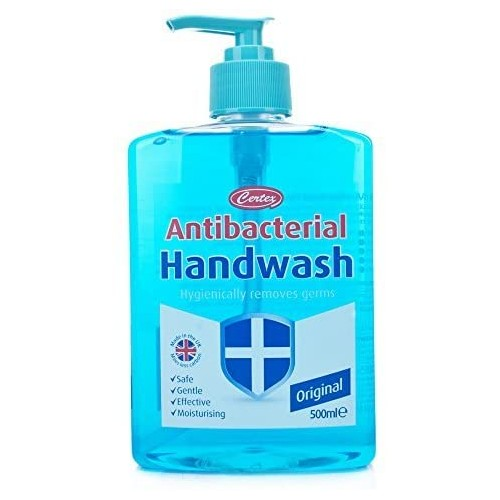 Certex anti bacterial hand wash Original 500ml