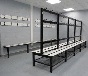 Locker Room Bench Seats
