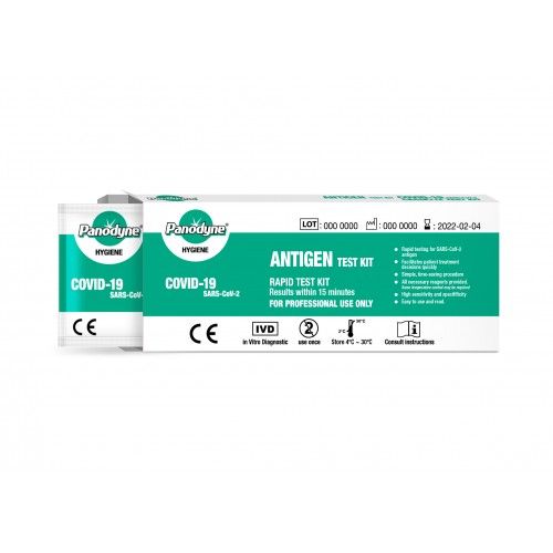 Panodyne COVID-19 Antigen Rapid (Swab) Test Kit