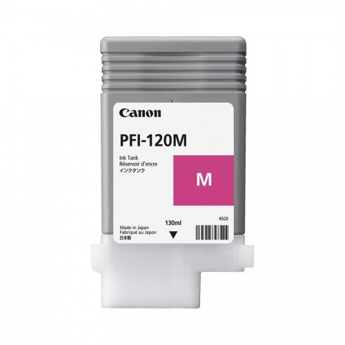 Canon PFI120 Magenta Ink Cartridge OEM