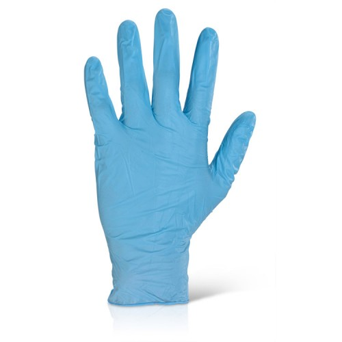 Nitrile Blue Powder Free Gloves XL - Pack of 1000