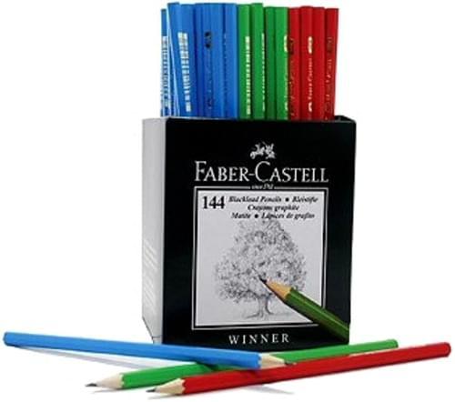 Faber Castell Winner Pencils HB (Pack of 144)