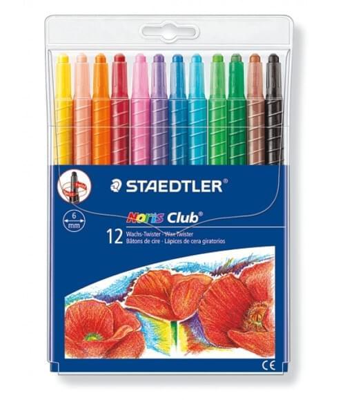Staedtler Twistables Crayons (Pack of 12)