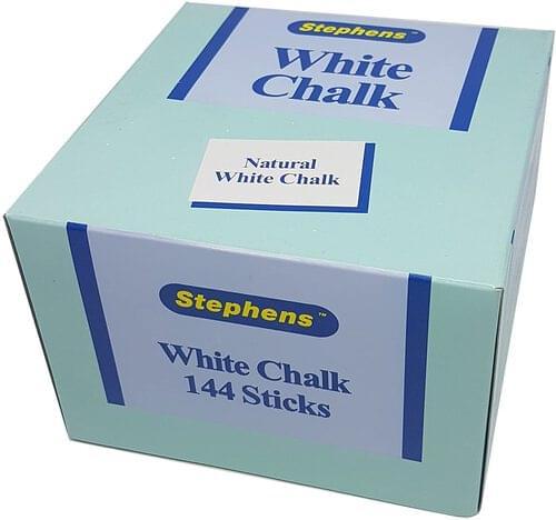 Chalk White (Pack of 144)