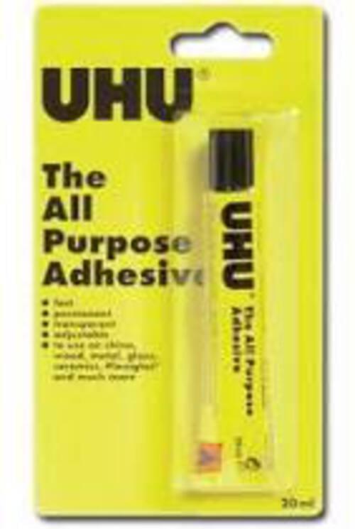 UHU All Purpose Adhesive Glue (Pack of 1)