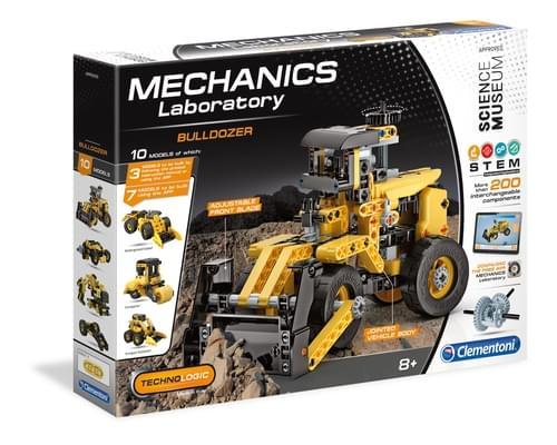 Science Museum Mechanical Lab - Bulldozer