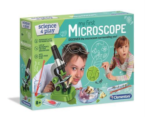 Clementoni My First Microscope