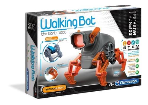 Science Museum - Walking Bot