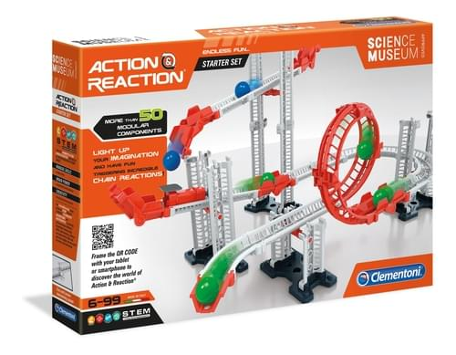 Science Museum - Action & Reaction Starter Set