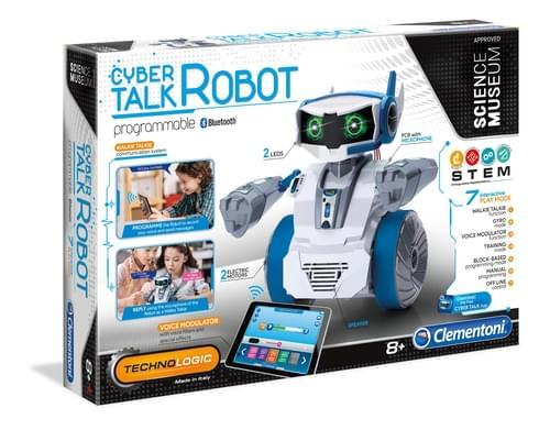 Science Museum - Cyber Robotalk