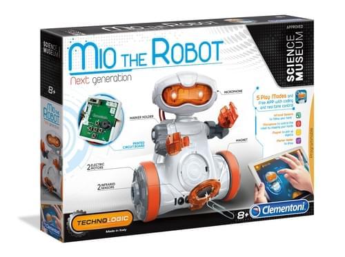 Science Museum - Mio Robot