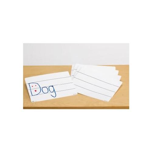 Whiteboard Flexiboard Lined A4