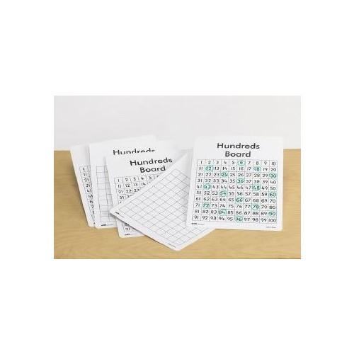 Whiteboard Flexiboard 100 Squares A4