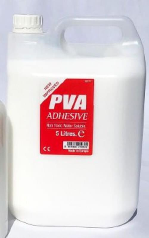 PVA Glue 5 Litre (Pack of 1)