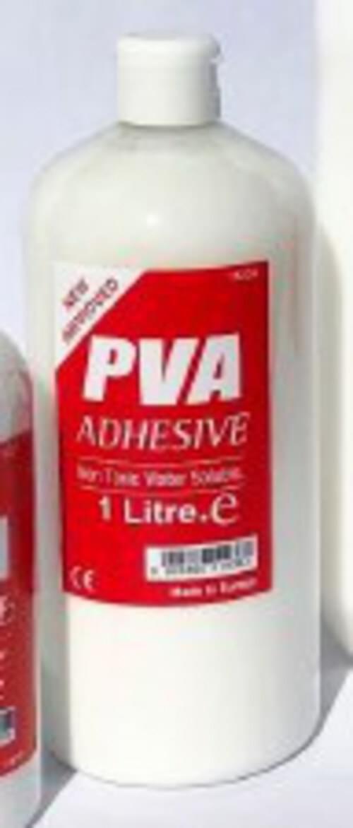 PVA Glue 1 Litre (Pack of 1)